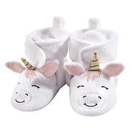 Hudson Baby® Unicorn Fleece-Lined Scooties in White