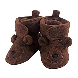 Hudson Baby® Bear Fleece-Lined Scooties in Brown