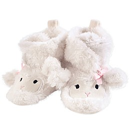 Hudson Baby® Lamb Scooties in White