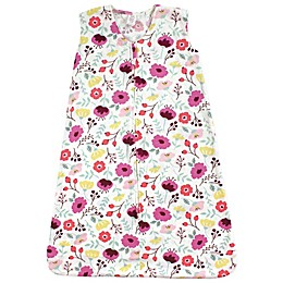Touched by Nature® Organic Cotton Wearable Sleeping Bag in Pink Botanical