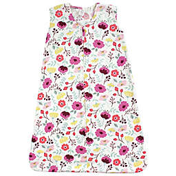 Touched by Nature® Size 18-24M Organic Cotton Wearable Sleeping Bag in Pink Botanical