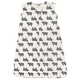 Hudson Baby® Sheep Jersey Cotton Wearable Sleeping Bag