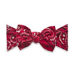 Baby Bling® Bandana Print Bow Headband