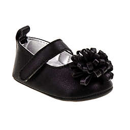 Laura Ashley® Size 9-12M Mary Jane Shoes in Black