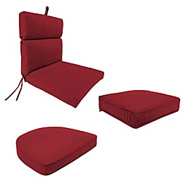 Solid Sunbrella® Patio Cushion Collection