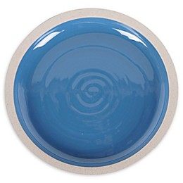 Certified International Artisan Blue Salad Plates (Set of 4)