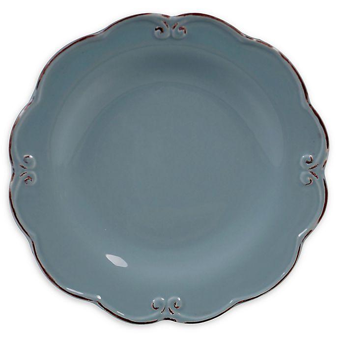 Alternate image 1 for Certified International Vintage Blue Salad Plates (Set of 4)