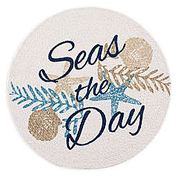Seas the Day Braided Placemat