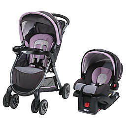 Graco® FastAction™ Fold Click Connect™ Travel System in Janey™