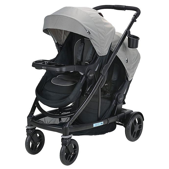 Alternate image 1 for Graco® UNO2DUO™ Double Stroller in Oakley
