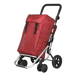 PlayMarket Go Plus Rolling Shopping Trolley