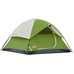 Coleman® Sundome® 3-Person Camping Tent in Green
