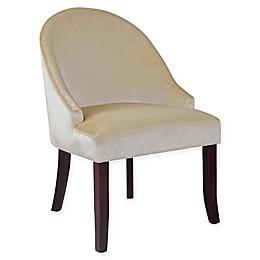 Corliving™ Velvet Upholstered Chair