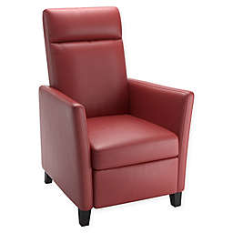 CorLiving™ Elise Bonded Leather Recliner