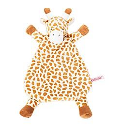 WubbaNub™ Lovie Giraffe Plush Rattle in Brown/Creme
