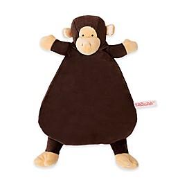 WubbaNub™ Lovie Monkey Plush Rattle in Brown/Tan