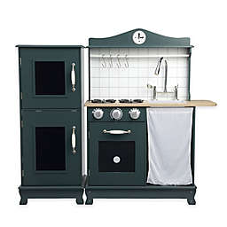 Provence Play Kitchen in Green