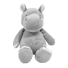 carter's® Hippo Plush Toy in Grey