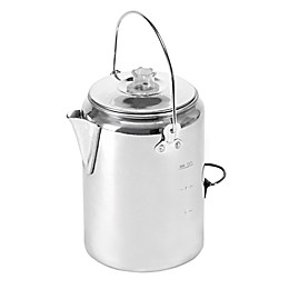 Stansport® 9-Cup Aluminum Camping Percolator