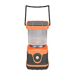 Stansport® 600-Lumen Solar Lantern in Orange/Blue
