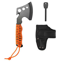 Stansport® Multitool Hatchet with Paracord Handle