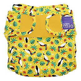 Bambino Mio Size 12-24M Tropical Toucan Diaper Cover