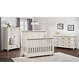Oxford Baby Lexington Nursery Furniture Collection in Heirloom White