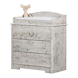 South Shore Aviron 3-Drawer Changing Table