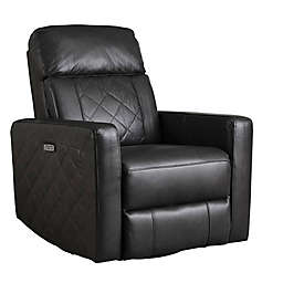 Westwood Design Oxford Soho USB Power Glider Recliner