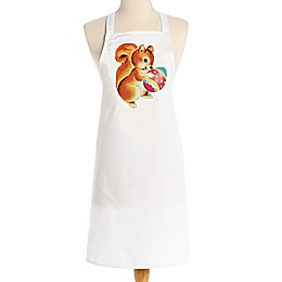 Love You a Latte Shop Squirrel Easter Egg Apron