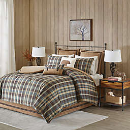 Woolrich® Hadley Plaid Comforter Set