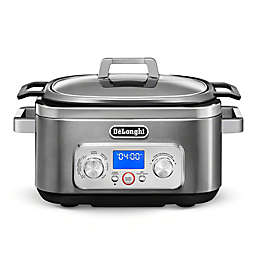 De'Longhi Livenza 5-in-1 Stainless Steel Multi Cooker