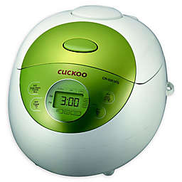 Cuckoo CR-0351FG 3-Cup Rice Cooker in Green