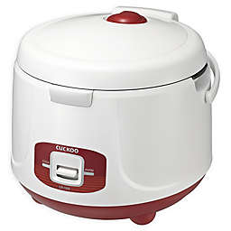 Cuckoo Electronics 10-Cup Conventional Rice Cooker in White