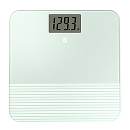 Weight Watchers® by Conair™ Digital Bathroom Scale in Gold