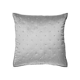 Ted Baker London Velvet Bow European Pillow Sham