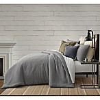 Bee & Willow™ Home Waffle Texture 3-Piece Full/Queen Comforter Set in Grey