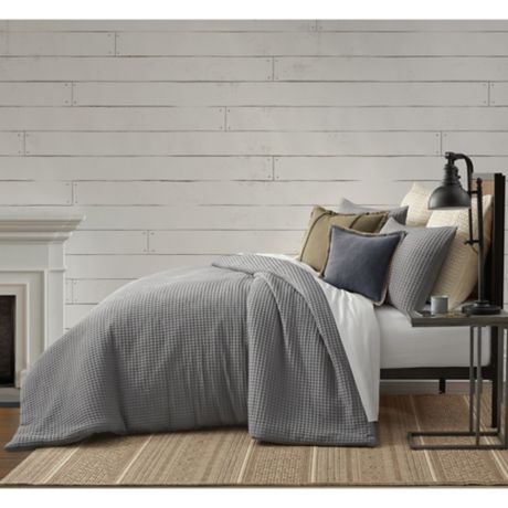 Bee Amp Willow Home Waffle Texture Bedding Collection Bed