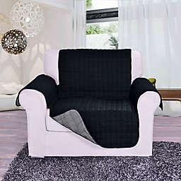 Reversible Chair Furniture Protector in Black/Grey