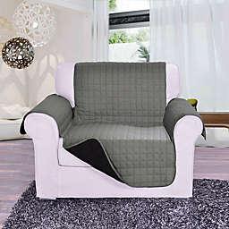 Reversible Chair Furniture Protector in Grey/Black