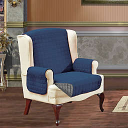 Reversible Wing Chair  Furniture Protector