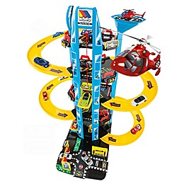 Molto 5-Story Parking Playset