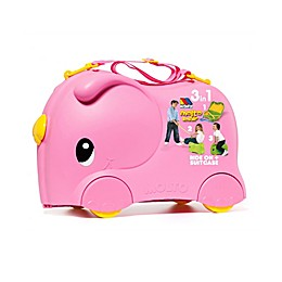 Molto 2-in-1 Smiler Deluxe Jumbo Suitcase Ride-On