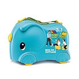Molto 2-in-1 Smiler Basic Jumbo Suitcase Ride-On