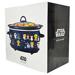 Star Wars™ 7 qt. Slow Cooker in Black