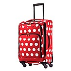 American Tourister® Disney® 21-Inch Minnie Polka Dot Spinner Carry On Luggage