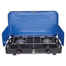 Stansport® 2-Burner Propane Gas Outdoor Stove
