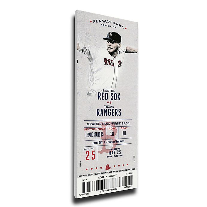 Alternate image 1 for MLB Boston Red Sox Sports 9-Inch x 38-Inch Framed Wall Art