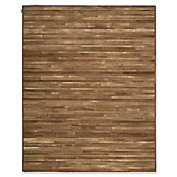Calvin Klein™ Prairie Hand-Knotted Area Rug in Amber