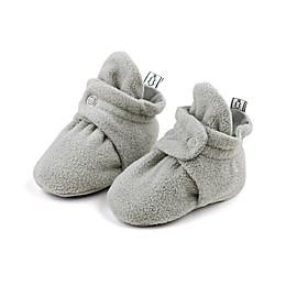 The Peanutshell® Fleece Booties in Grey